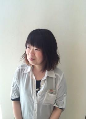 林 明須香 スタイリスト