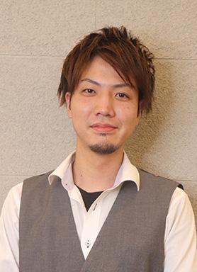 山本 紘平 トップスタイリスト