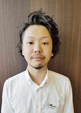 松永 龍葵 スタイリスト