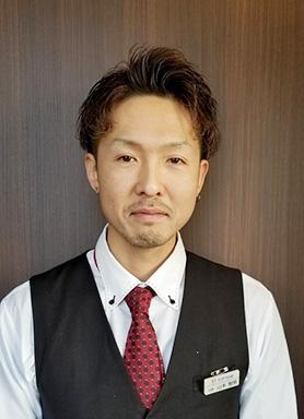 山本 智明 店長